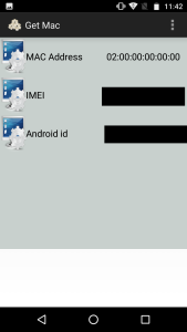 Sensitive Data Exposure via WiFi Broadcasts in Android OS